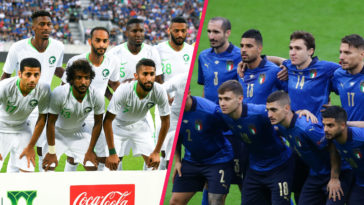 Arabie Saoudite - Italie, un improbable duo pour organiser le Mondial 2030 ? Icon Sport
