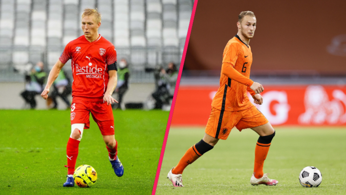Birger Meling devrait bientôt signer à Rennes et Teun Koopmeiners fait partie des joueurs visés au poste de 6 (iconsport)