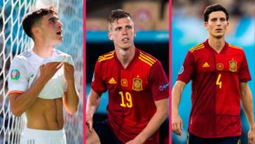 Pedri, Dani Olmo et Pau Torres participent aux Jeux Olympiques après avoir joué l'Euro avec l'Espagne. Icon Sport