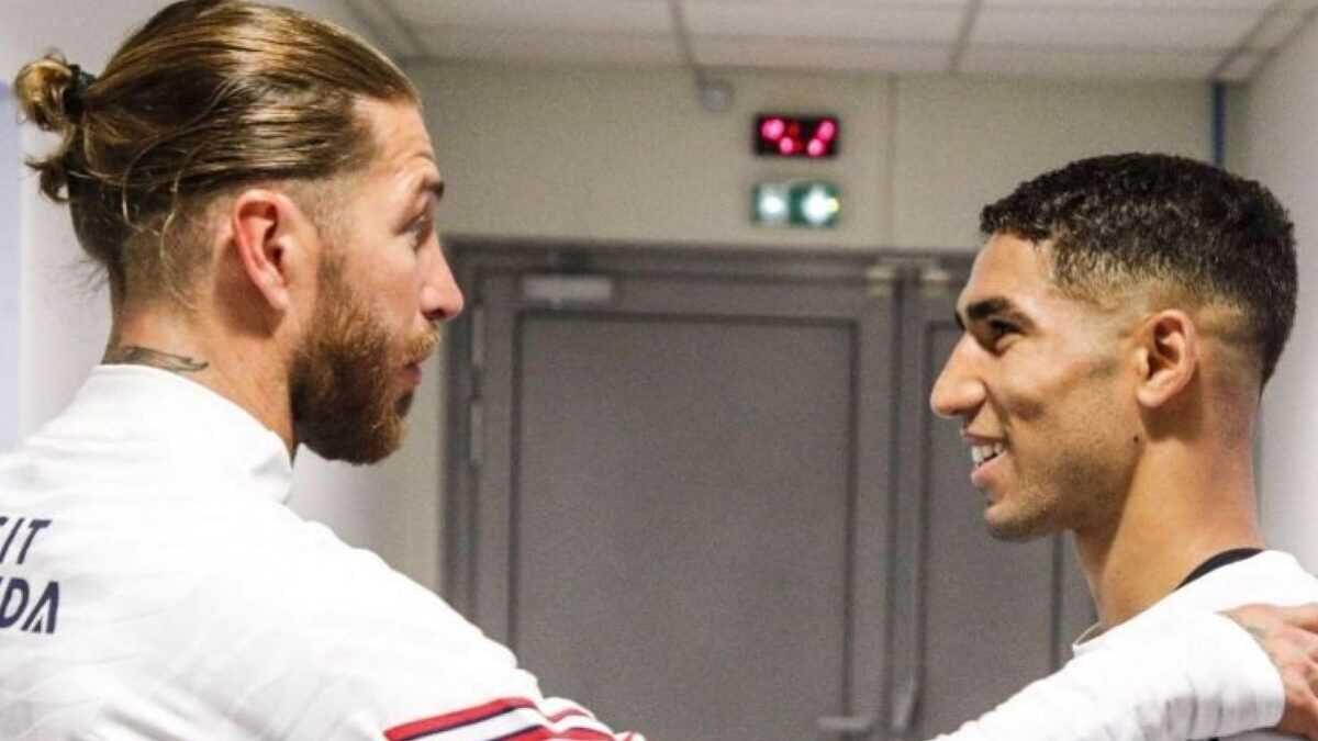 Ramos absent du groupe, Hakimi présent (PSG.FR)