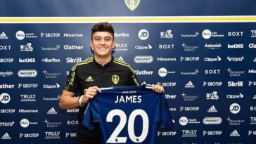 Daniel James quitte les Red Devils pour rejoindre Leeds (leedsunited.com)
