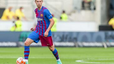 Joshua Kimmich sous les couleurs du Barça (Icon Sport)
