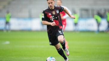 Joshua Kimmich sous les couleurs de Bayern Munich (Icon Sport)