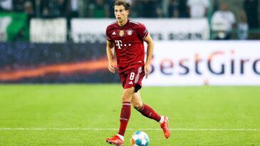 Leon Goretzka sous les couleurs de Munich (Icon Sport)