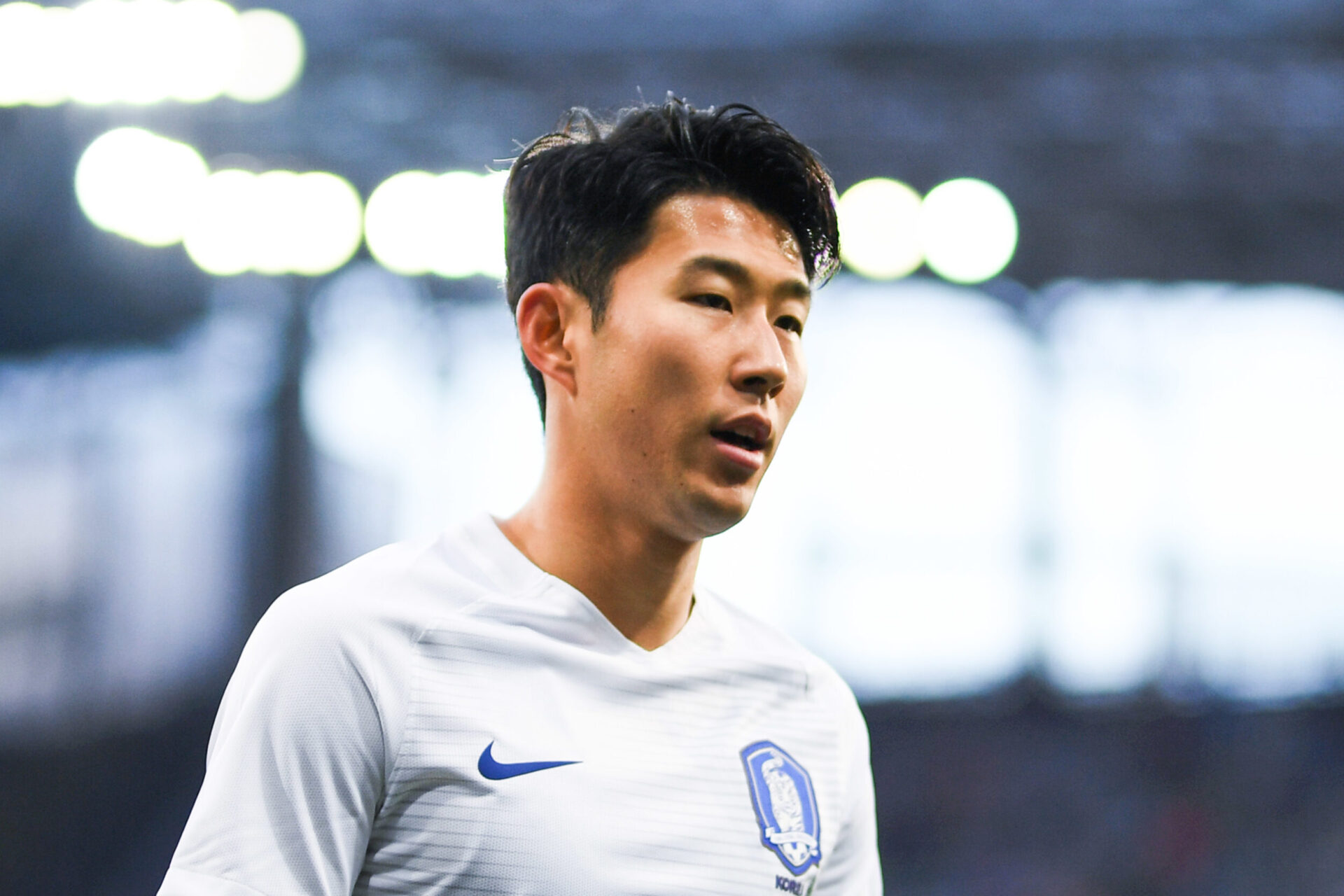 Son Heung-Min représentant son pays au football (Icon Sport)