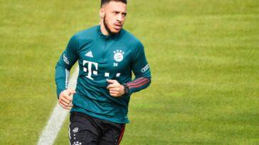 A un an de la fin de son contrat avec le Bayern Munich, Corentin Tolisso serait poussé vers la sortie (Iconsport)