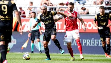 Montpellier et Reims se sont neutralisés au terme d'un match spectaculaire. Icon Sport