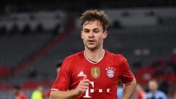 Joshua Kimmich va bientôt signer un nouveau contrat avec le club bavarois (iconsport)