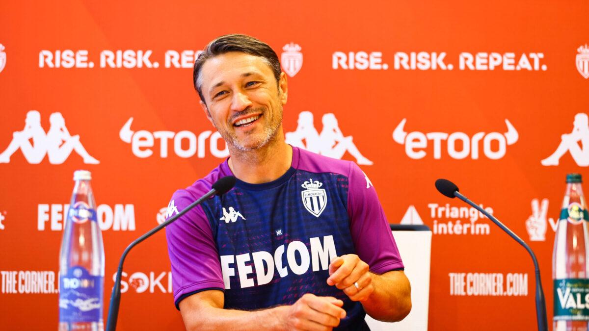 Niko Kovac espère un bon résultat face au Sparta Prague ce soir dans ce troisième tour qualificatif pour la Ligue des champions (iconsport)