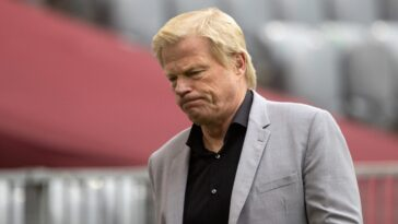 Oliver Kahn annonce que Ribery ne reviendra pas (iconsport)