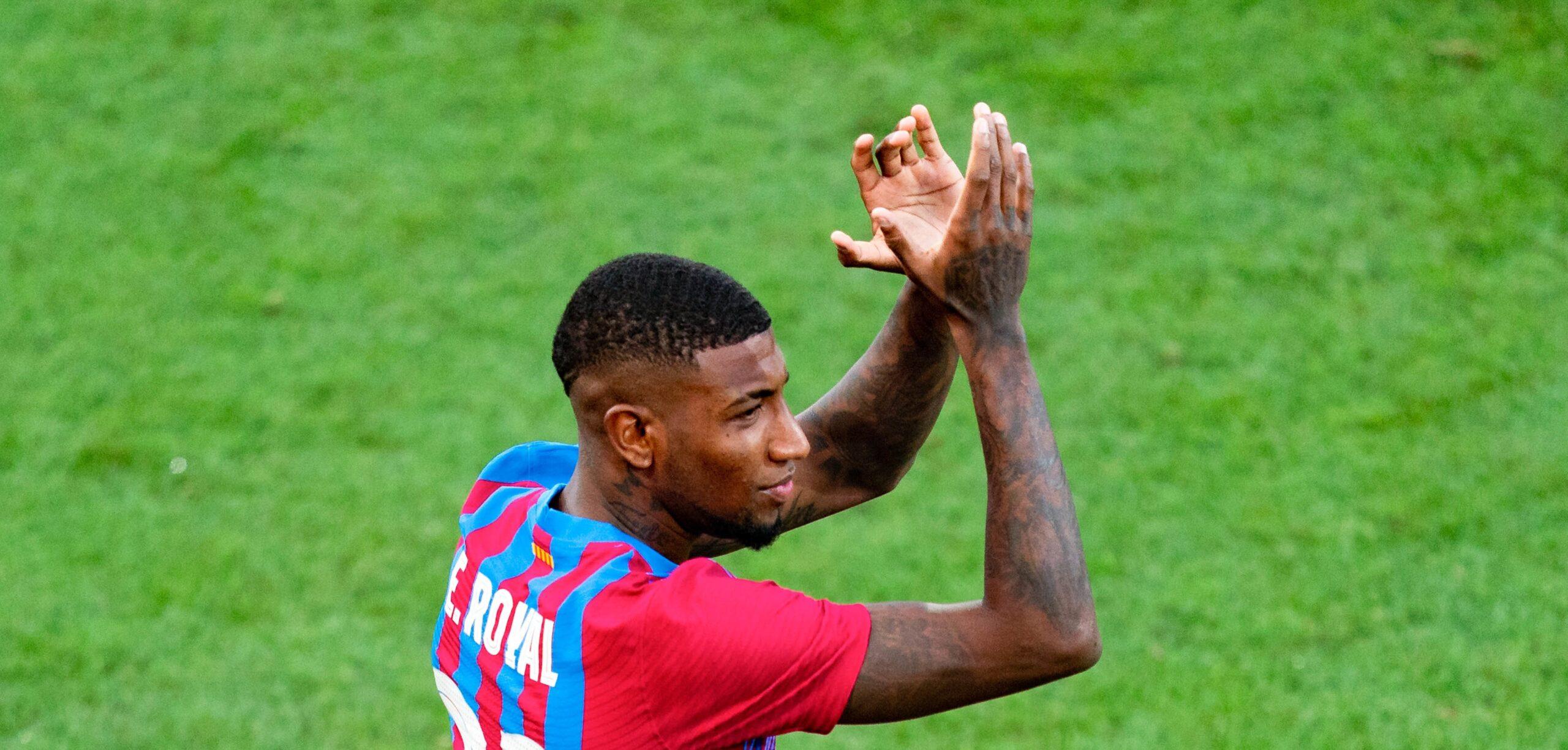 Seulement quelques mois après avoir quitté le Bétis pour Barcelone, Emerson s'est engagé avec Tottenham (iconsport)