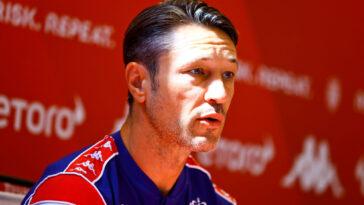 Niko Kovac s'est exprimé avant le barrage de Ligue des champions de Monaco contre le Shakhtar Donetsk, ce mardi 17 août. Icon Sport