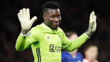 Annoncé tout proche de Lyon, et d'accord avec le club, André Onana a finalement décidé de ne pas rejoindre la Ligue 1. En cause : la longueur des négociations avec l'Ajax Amsterdam et l'entrée en jeu de plusieurs intermédiaires (iconsport)