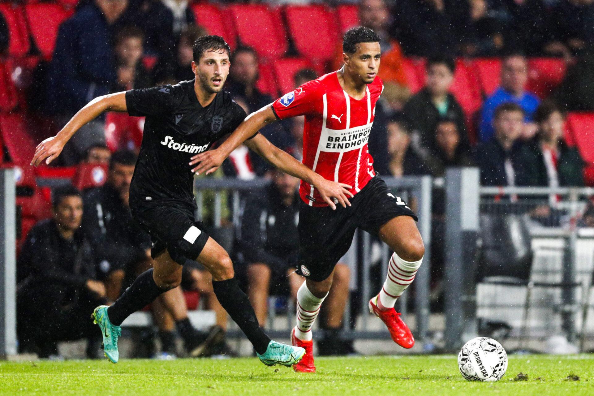 Avant de rejoindre la Juventus, Ihattaren n'a évolué en club qu'avec le maillot du PSV Eindhoven (iconsport)