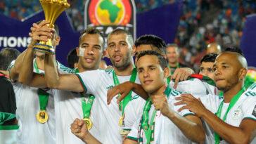 Tenante du titre, l'Algérie a hérité d'un groupe abordable à la CAN 2021 (iconsport)