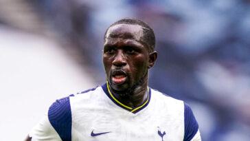 Moussa Sissoko quitte Tottenham pour rejoindre le promu Watford (IconSport)