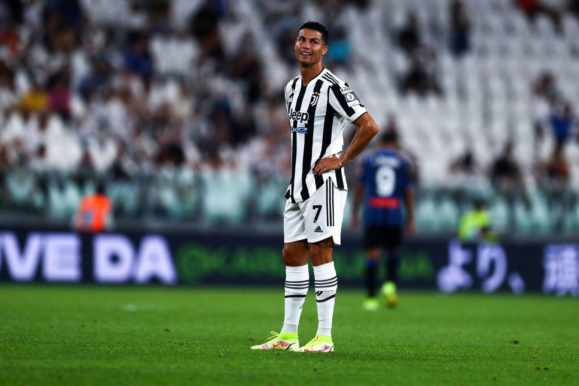 Cristiano Ronaldo a échoué à trois reprises à faire franchir les quarts de finale de la Ligue des champions à la Juventus. @iconsport