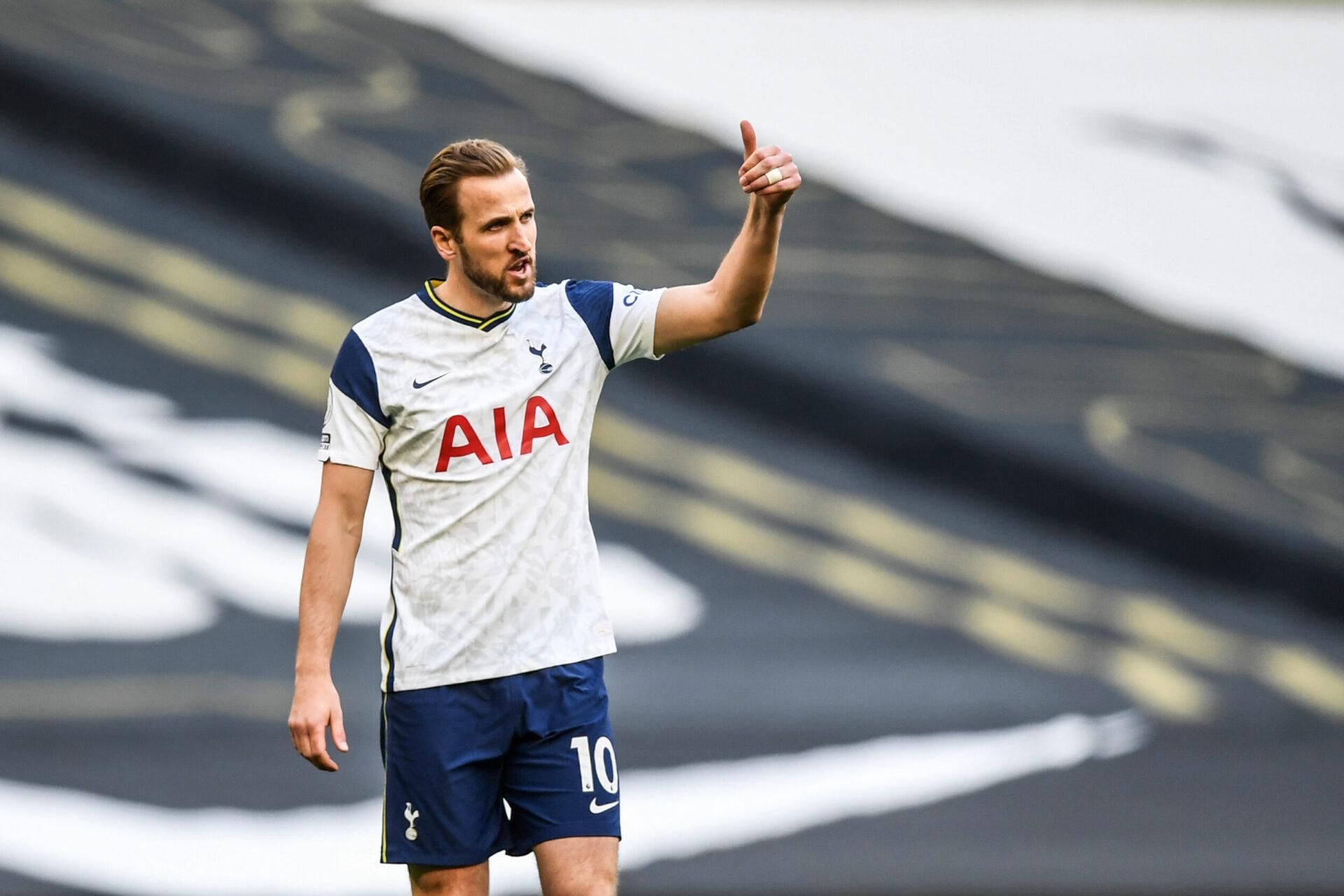 Harry Kane a expliqué ne pas vouloir manquer la reprise avec Tottenham (iconsport)
