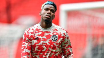 Paul Pogba devrait rester à Manchester United cette saison (iconsport)
