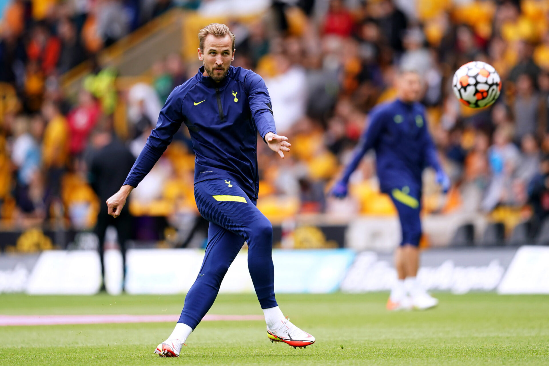 Résigné à l'idée de rester à Tottenham, Harry Kane souhaiterait une revalorisation de son salaire (IconSport)