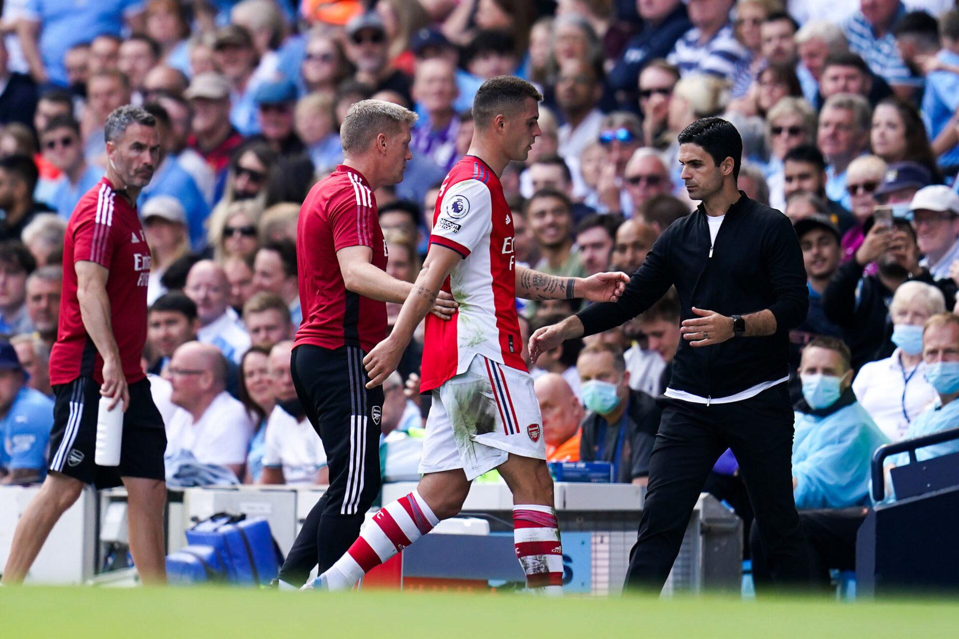 Mikel Arteta n'a dorénavant plus que quatre matchs pour sauver sa tête sur le banc des Gunners. Icon Sport