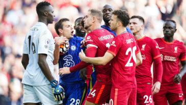 Liverpool n'a pu faire mieux qu'un match nul contre Chelsea à Anfield. Icon SPORT