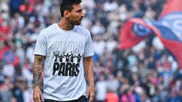 Lionel Messi envisagerait de rejoindre la MLS après son passage à Paris (IconSport)