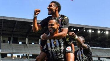Angers a fait sombrer l'OL et reprend la tête de la Ligue 1. Icon Sport