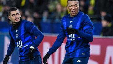 Marco Verratti veut voir Mbappé rester cet été (iconsport)