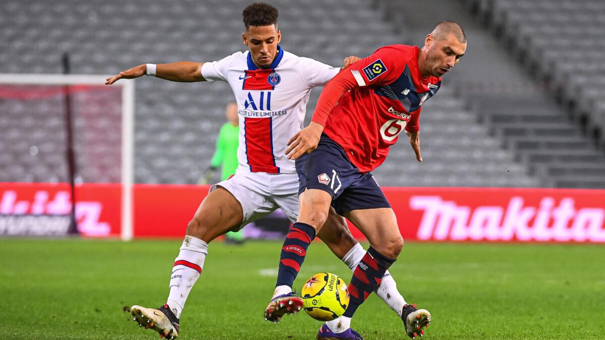 Le Trophée des Champions entre Lille et le PSG, c'est ce dimanche soir (iconsport)