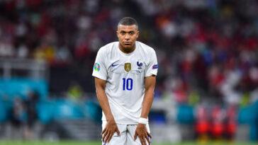 Kylian Mbappé a eu du mal à faire face aux critiques (iconsport)