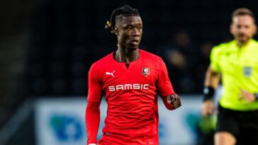 Rennes affrontera Tottenham en phase de poule de la Ligue Europa Conférence. Icon Sport