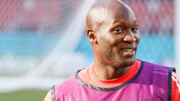 Romelu Lukaku fait son retour à Chelsea (iconsport)