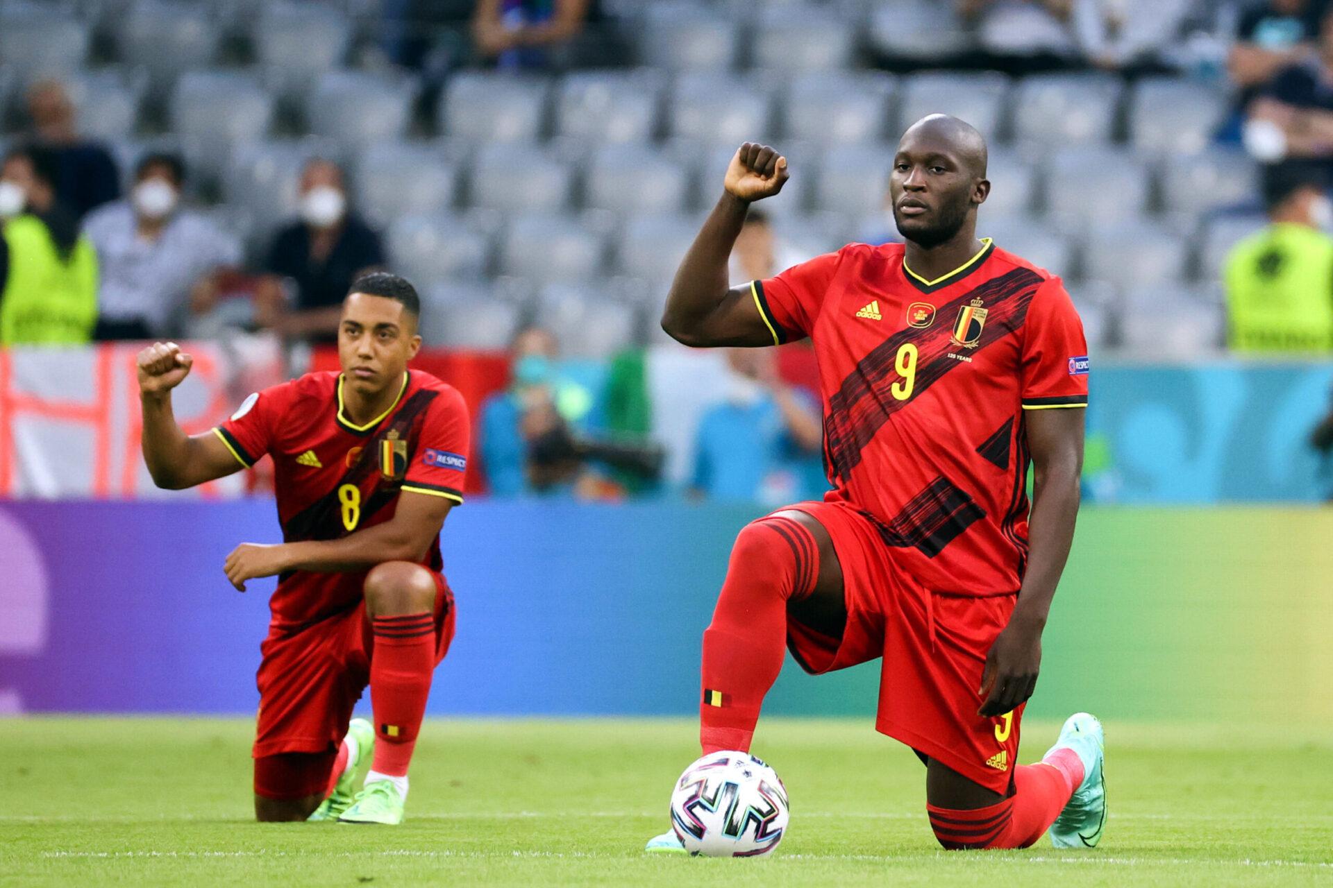 Romelu Lukaku va retrouver Stamford Bridge, sept ans après avoir quitté Chelsea. Icon Sport