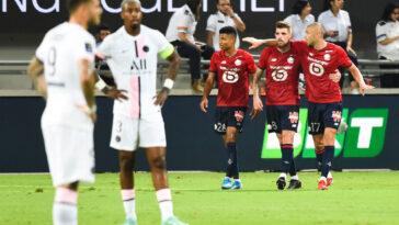TDC - Le LOSC bat le PSG et s'offre son premier Trophée des Champions ! (iconsport)