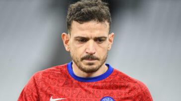 Alessandro Florenzi vers l'AC Milan ? (iconsport)