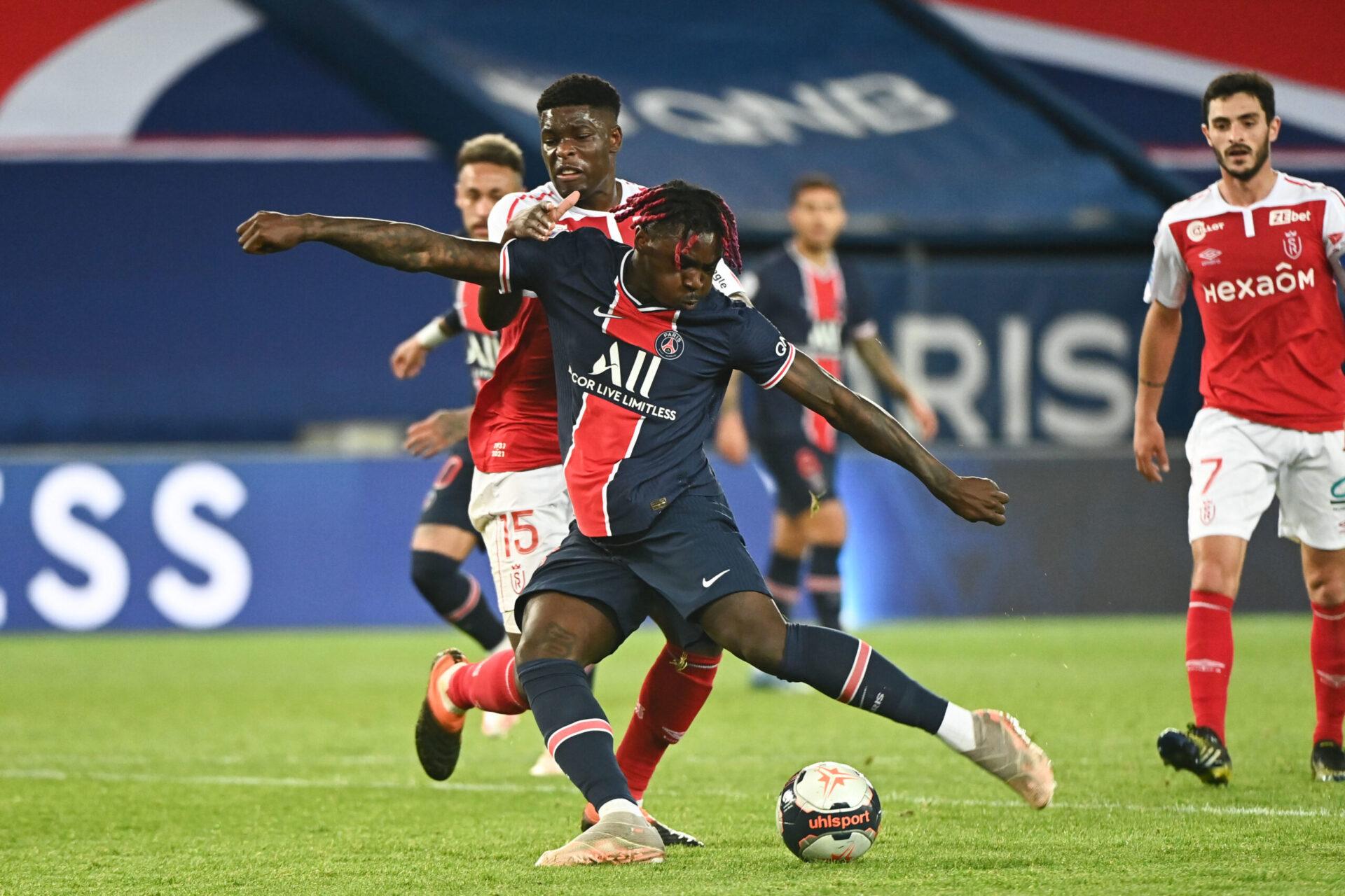 Après la saison à 17 buts du joueur, Paris a tenté de conserver Kean sans jamais s'entendre avec Everton (iconsport)