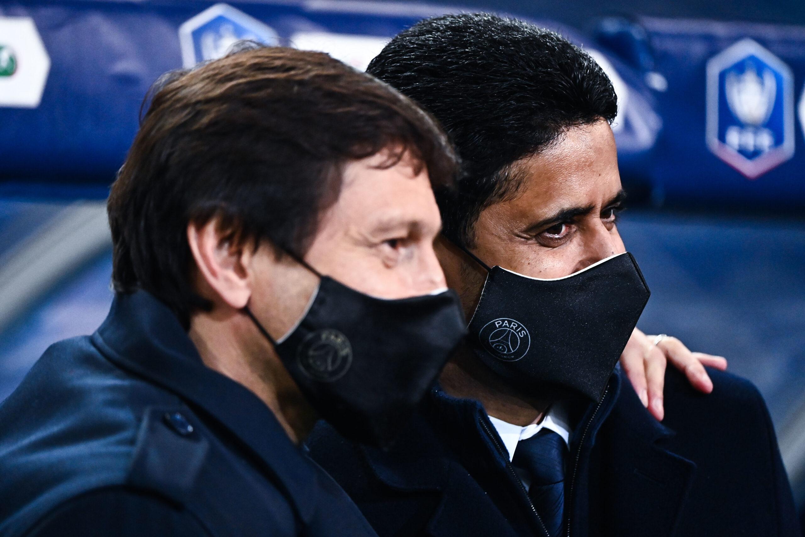 Leonardo confirme, la situation n'a pas changé concernant un transfert de Mbappé au Real Madrid (iconsport)