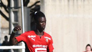 Rennes veut absolument éviter de laisser partir Camavinga libre l'été prochain (iconsport)