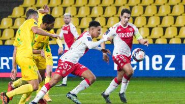 Monaco - Nantes pour débuter la saison de Ligue 1 (iconsport)