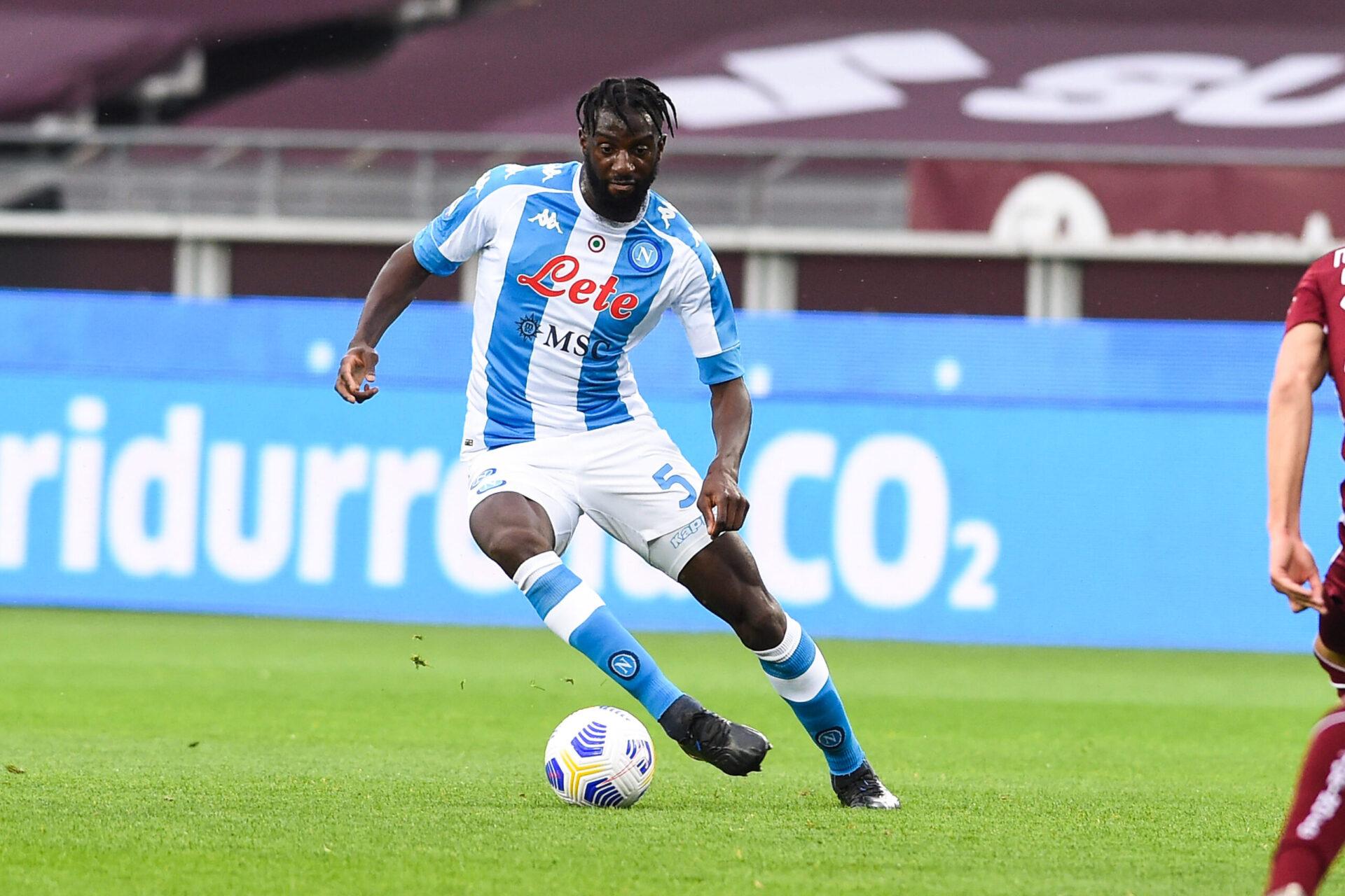 Après l'AC Milan et Naples, direction la Juve pour Tiémoué Bakayoko ? Icon Sport