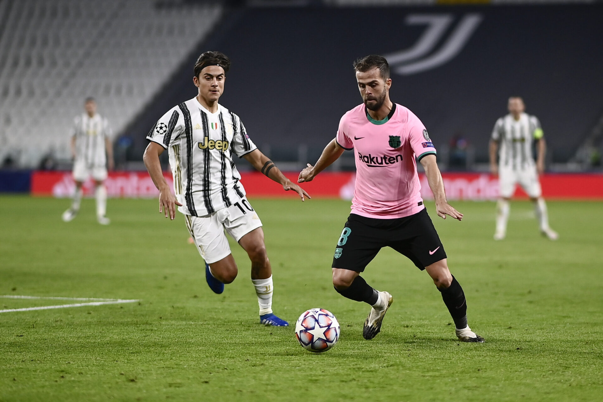 Le passage de Miralem Pjanić au FC Barcelone a été un échec total pour le Bosnien, qui n'entre pas dans les plans de Ronald Koeman. Icon Sport