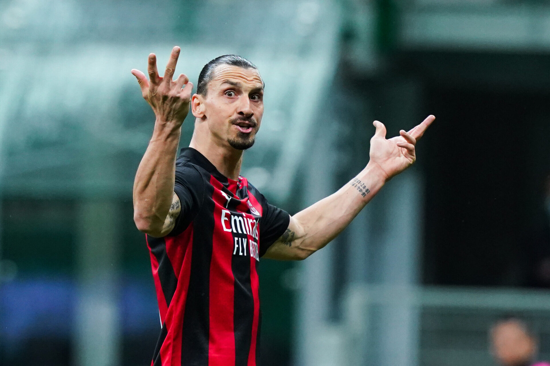 Blessé en fin de saison dernière, Zlatan Ibrahimovic n'a pour le moment pas pu participer aux rencontres de préparation de l'AC Milan et est attendu pour la reprise de la Serie A au plus tôt (iconsport)