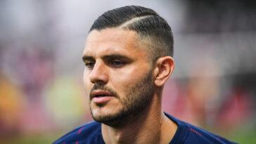 Mauro Icardi est de nouveau dans le viseur de la Juventus, à la recherche d'un buteur (iconsport)