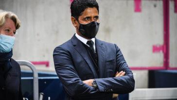 Nasser al-khelaïfi craint Manchester City (iconsport)