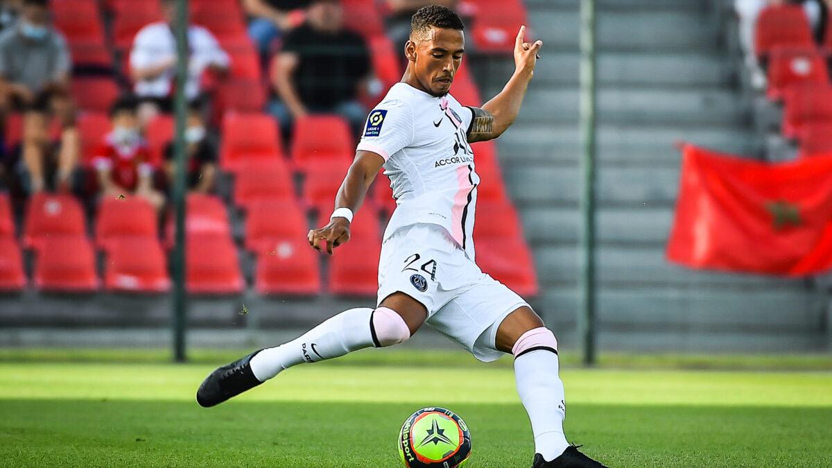 Thilo Kehrer pourrait retourner en Bundesliga, du côté du Bayer Leverkusen. Icon Sport