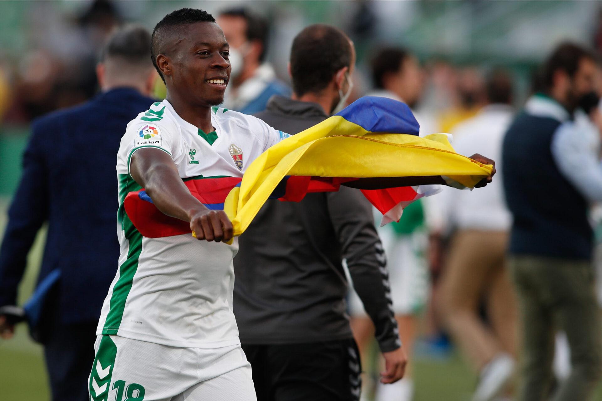 Nouveau prêt pour Youssouf Koné, après Elche et Hatayspor, le latéral gauche rejoint Troyes (iconsport)