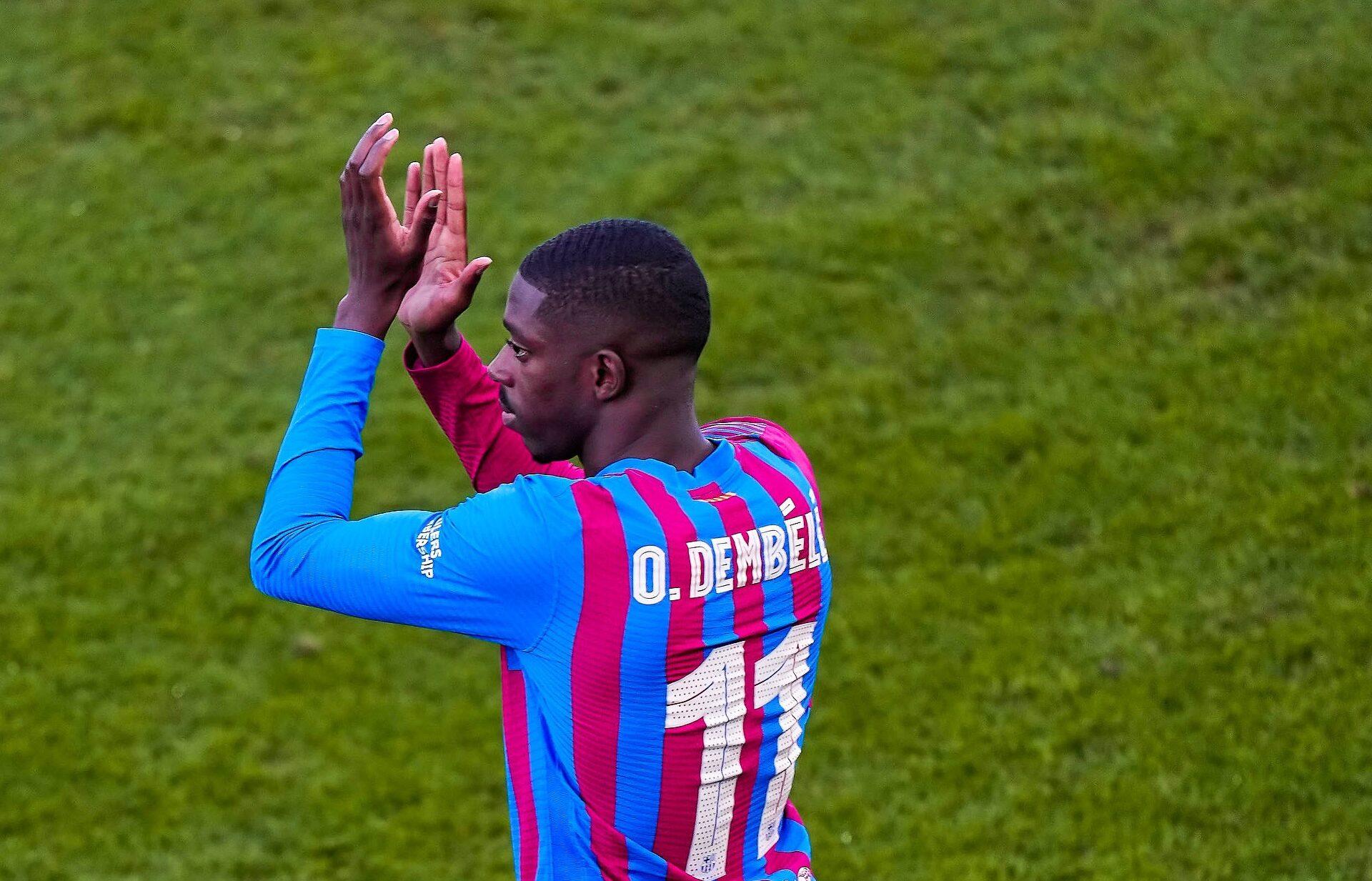 Dembélé devrait signer un nouveau bail au Barça (iconsport)