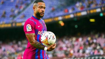 Memphis Depay enchaine avec le Barça (iconsport)