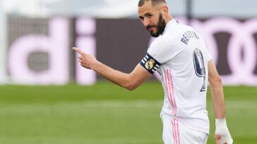 Karim Benzema va prolonger de deux saisons avec le Real Madrid. Icon Sport